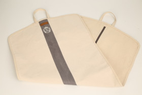 Tara Grinna Garmet Bag-Gray