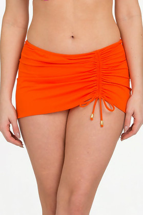 Tangerine Drawstring High-Rise Pant TN-232