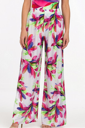 Isabella Palazzo Pant Cover Up IS-410