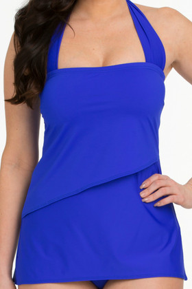Royal Blue Tankini RY-160