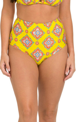 San Juan High Waisted Bottom SA-229
