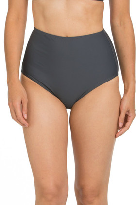 Gray High Rise Cheeky Pant GP-269