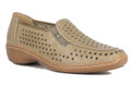 Remonte D1635-64 Taupe Casual Slip-on