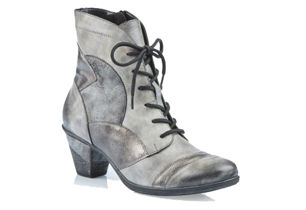 82187fdd7a0b Remonte D8774-01 Grey Combo Bootie. Loading zoom. Remonte ...