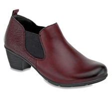 Remonte R7575-35 Burgundy Womens Casual