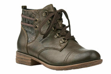 Remonte D4977-54 Green Womens Combo Bootie