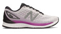 New Balance W880WT9 Women's White with Violet Runner. Designed to be a daily running companion, our New Balance W880WT9 is the training partner that you can guarantee won't miss your planned morning run. Stoking the fires of our most technical product, our running shoe for women partners a proven ride with a continued push towards a modernized mesh upper that delivers a comfortable fit without any fuss.
