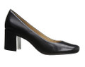 Naturalizer Whitney Women's Black Leather Pump