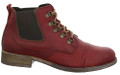 Josef Seibel Sienna 09 Red Washed Leather