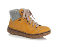 """The Rieker Z4243-68 is a full zippered entry boot constructed with Rieker-Tex membrane to keep your feet warm, breathable and dry. Trendy, sleek and a """"HOT"""" fashion colour will indeed envy your friends."""