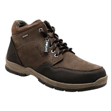"""The Josef Seibel Lenny 52 hiking boots are made of """"TopDryTex"""" waterproof nubuck uppers with a durable outsole. They come in European """"K"""" width for extra foot volume to wear with walking socks. An extra inside zipper make the real easy for on and off. Available at Vimi Shoes in Moose Creek Mall"""