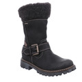 The trendy Marta 51 by Josef Seibel is a real leather, waterproof leather boot trimmed in fine quality faux-fur at the top. Deep pile lining helps to keep your feet warm and dry.