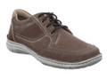 The Josef Seibel Anvers 40 men's Anthracite (Taupe) Nubuck Leather shoes is a perfect casual to wear with jeans or dressier pants. Comes in a wider full fitting width. Purchase at Vimi Shoes in Moose Creek Mall.
