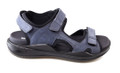 The Romika Sumatra-01 is an outstanding sport sandal guaranteed to make your feet happy. Padded insole complimented with leather uppers is perfect for summer outfits. Consider this sandal for your walking adventures.
