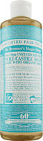 Dr. Bronner's Magic Soaps 18in1 - Baby-Mild, Unscented 16 fl. oz.