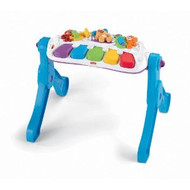 Fisher Price Learn And Move Music Station