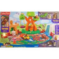 Fisher Price Little People A to Z Learning Zoo