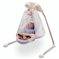 Fisher Price Papasan Cradle Swing Starlight
