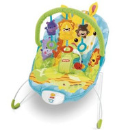 Fisher Price Precious Planet Playtime Bouncer - Happy Giraffe