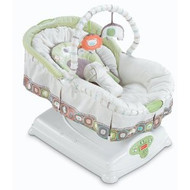 Fisher Price Zen Collection Gliding Bassinet For Moms