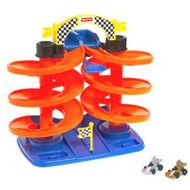 Fisher Price Super Spiral Speedway