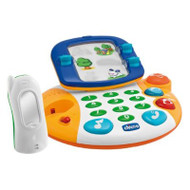 Chicco Toys Bilingual Talking Videophone