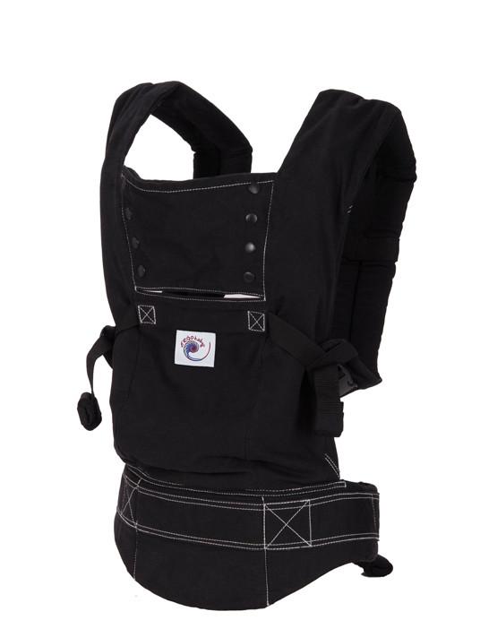 Ergo Baby Carrier Black Sport