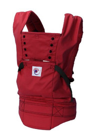 Ergo Baby Carrier - Red Sport