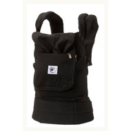 Ergo Baby Carrier - options black (no cover included)