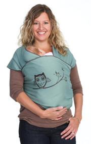 Moby Wrap Designs - Owl