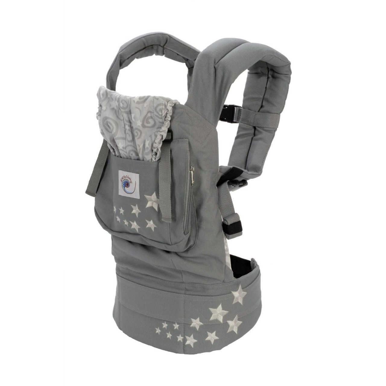 03efda19300 ... ERGObaby Original Baby Carrier -Gray. Image 1