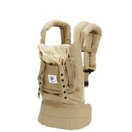 ERGObaby Original Baby Carrier , Camel Solid