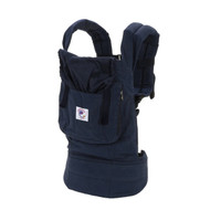 ERGO Organic Baby Carrier -  Navy /Midnight