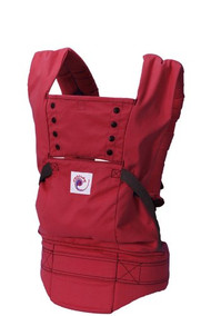 ERGObaby Sport Baby Carrier, Red