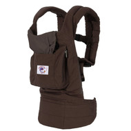 Ergo Dark Chocolate Organic Baby Carrier