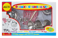 ALEX® Toys - Pretend & Play Deluxe Cooking Set 603NX