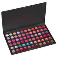 Coastal Scents 66 Color Lip Palette