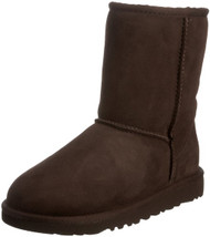 UGG Kids Classic Short Boot - Chocolate