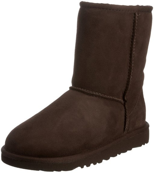 UGG Toddlers Classic Short Boot - Chocolate