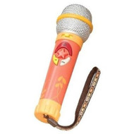 Toysmith Okideoke Microphone - Papaya