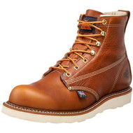 "Thorogood Men's American Heritage 6"" Plain-Toe Boot"