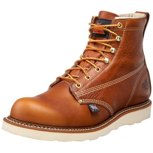 "Thorogood Men's American Heritage 6"" Plain-Toe Boot"