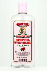 Thayers - Rose Petal Witch Hazel with Aloe Vera Alcohol-Free Toner - 12 oz.