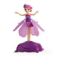 Flutterbye Flower Fairy(Purple)