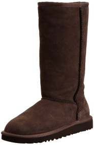 UGG Kids' Classic Tall Boot - Chocolate