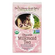 Earth Mama Angel Baby Organic Milkmaid Tea, 16 Teabags/Box