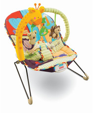 Fisher-Price Playtime Bouncer, Luv U Zoo