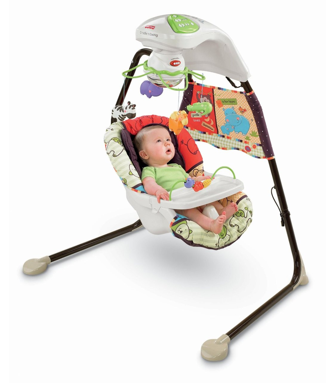 0e30da2ef Fisher-Price Cradle  N Swing