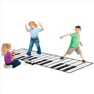 HSC SLW988 Super Gigantic Keyboard Playmat with Built-In Amplifier for Portable CD/MP3 Plug In