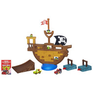 Angry Birds Go! Jenga Pirate Pig Attack Game